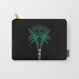 Alien inside Carry-All Pouch