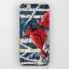 Feathered Friends iPhone Skin