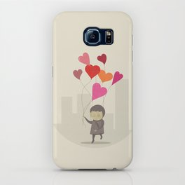 The Love Balloons iPhone Case