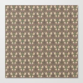 William Morris Pimpernel Canvas Print