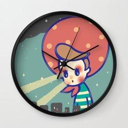 Girl games Wall Clock