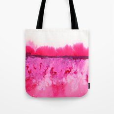 Melted Tote Bag