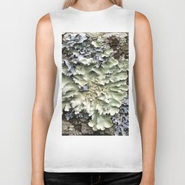 Nature's Fence Flowers Biker Tank