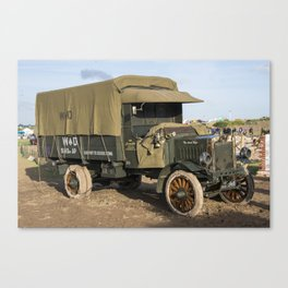 Locomobile  Canvas Print