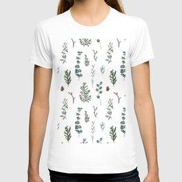 Pine and Eucalyptus T-shirt