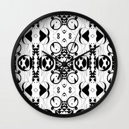 Random Colorings II Wall Clock