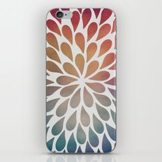 Petal Burst #27 iPhone Skin