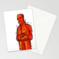 Couldn't be Bothered  Stationery Cards