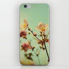 ttv Japanese Anemones  iPhone & iPod Skin