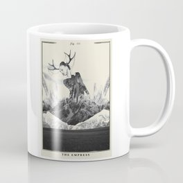 Fig. III - The Empress Coffee Mug