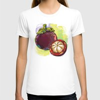 vietnam T-shirts featuring Vietnam Mangosteen by Vietnam T-shirt Project