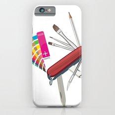 Artist Pocket Knife iPhone 6s Slim Case