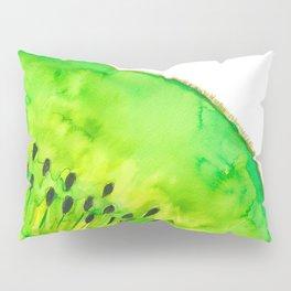 Kiwi fruit Pillow Sham