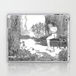 Le Jardin Secret Laptop & iPad Skin
