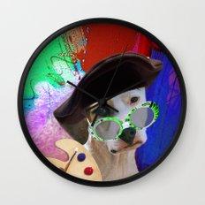 Inspired Wall Clock