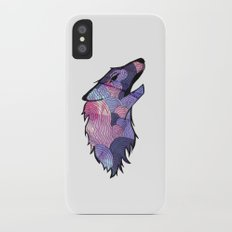 She Wolf iPhone X Slim Case