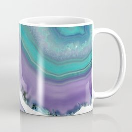 Agate Boho Chic #5 #gem #decor #art #society6 Coffee Mug