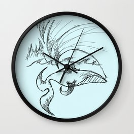 Nod & Sedna Wall Clock