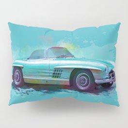 Classic 300 SL Roadster Pillow Sham