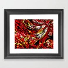 Shangri La Framed Art Print