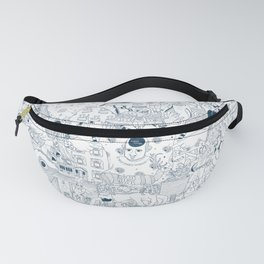 The Infinite Drawing Fanny Pack