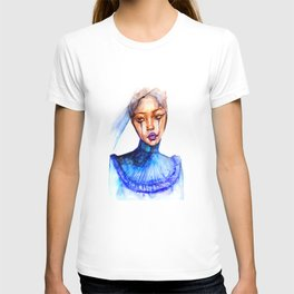 Lady Crying T-shirt