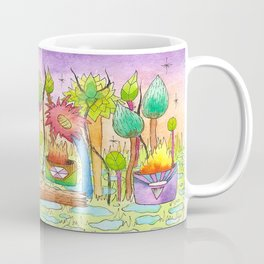 Dream Garden 2 Coffee Mug