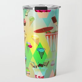 ice crim Travel Mug