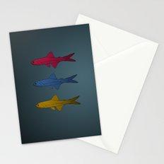 Lampanyctus Australis Stationery Cards