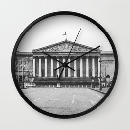 France, National Assembly, Paris Wall Clock