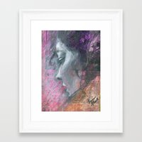 the 100 Framed Art Prints featuring #100 by Spinning Daydreams