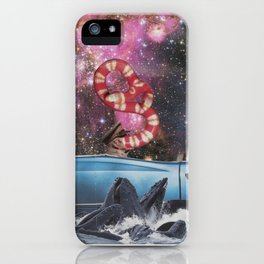 Taking a Trip iPhone Case
