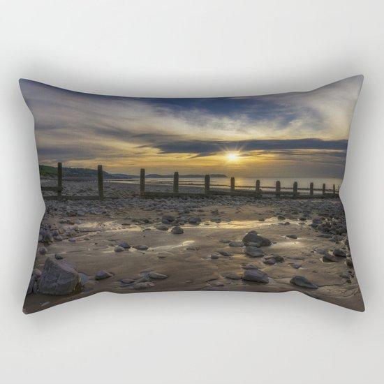 Endless Peace Rectangular Pillow