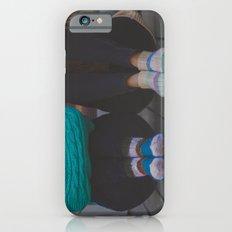 wool socks. iPhone 6s Slim Case