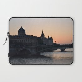 la senna parigi Laptop Sleeve