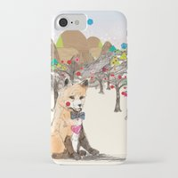 merry christmas iPhone & iPod Cases featuring MERRY CHRISTMAS!!!!! by Jo Cheung Illustration