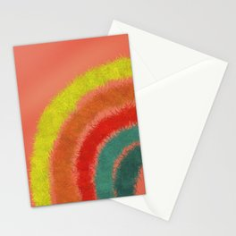 Cool colours Stationery Cards