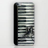rustic iPhone & iPod Skins featuring Rustic by Mandi Ward
