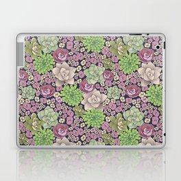 Succulent Spring Laptop & iPad Skin