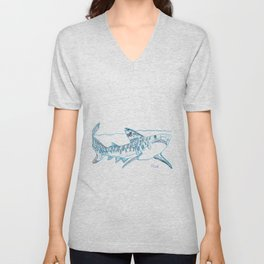 Tiger Shark II Unisex V-Neck