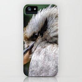 Kookaburra. iPhone Case