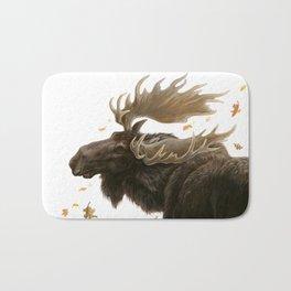 Moose Reflection Bath Mat