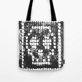 Crochet Impressions: SKULL Tote Bag