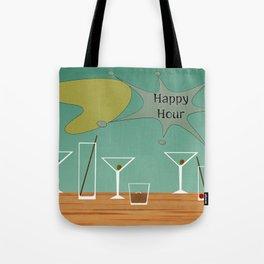 happy hour Tote Bag