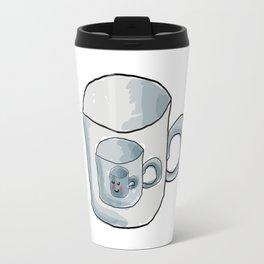 Cute Cup of coffee Travel Mug