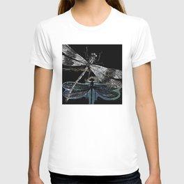 DRAGONFLY meets a FRIEND II T-shirt