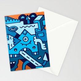 Acidic Auntie Ange Stationery Cards