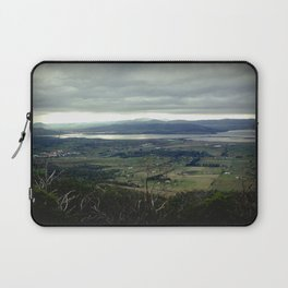 Tasmania's rural & mountainscape Scenery Laptop Sleeve
