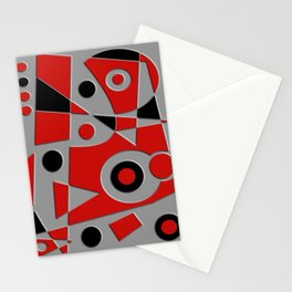Abstract #978 Stationery Cards