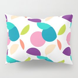 MAD-NZ ROUND CIRCLES Multi Pillow Sham